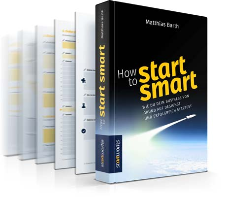 How To Start Smart Buch mit Worksheets