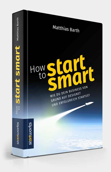 Buch Cover How To Start Smart